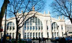 Estacion de tren Paris Norte