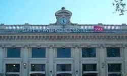 Estacion de tren Avignon-Centro