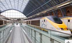 Clases del Tren Eurostar